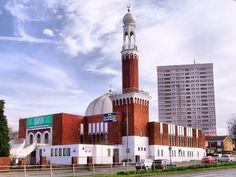 25 Beautiful Mosques Around Europe | Gadget Art Design - S7eep.com.  Birmingham Central Mosque in England