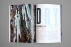 Enzed - Mountain Report, magazine