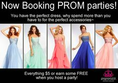 Paparazzi by Magnolia Charms: Get ready for Prom with Paparazzi