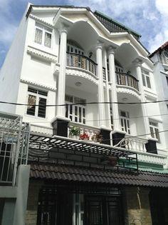 Cho thuê nhà Quận Bình Thạnh, MT đường Phan Bội Châu, DT 4x20m, 1 trệt, 2 lầu, giá 35 triệu http://chothuenhasaigon.net/33942-2/