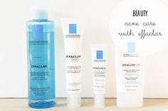 La Roche Posay Effaclar Acne Treatment