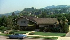 Brady Bunch House - located at 11222 Dilling Ave, North Hollywood, CA.