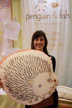 Penguin & Fish: I'm in the Storque!