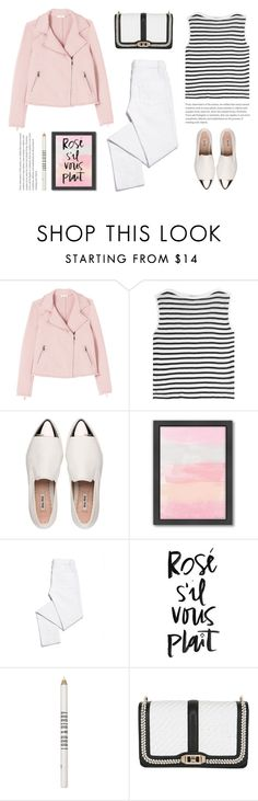 """""""...♥"""" by yexyka ❤ liked on Polyvore featuring Rebecca Taylor, T By Alexander Wang, Miu Miu, Americanflat, Tory Burch, Lord & Berry and Rebecca Minkoff"""