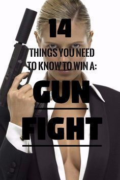 Do you know how to handle yourself in a gun fight? Here are 14 tactical lessons you and your buddies need to know to survive a gun fight when the SHTF. Survival Knife, Survival Prepping, Survival Skills, Survival Gear, Outdoor Survival, Doomsday Survival, Doomsday Prepping, Survival Weapons, Apocalypse Survival