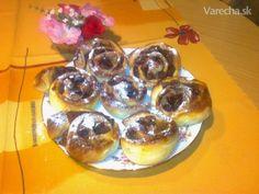 Slivkovo-škoricové osie hniezda (fotorecept) - Recept