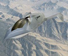 Boeing Bird Of Prey Prototype