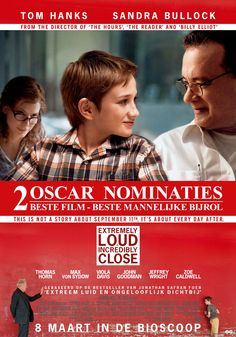 Extremely Loud & Incredibly Close #  26  Jan  2012