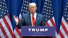 """Presidential candidate Donald Trump touched on a wide range of issues on CNN's """"State of the Union."""""""