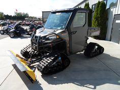 2014 Polaris® Ranger® XP 900 EPS Titanium Matte Metallic LE Stock: P85312 | RideNow Powersports Tri-Cities