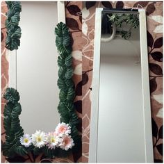 Old mirror to new one