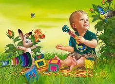Gif Animé, Flower Fairies, Illustrations, Belle Photo, Disney, Fairy, Princess Zelda, Children, Fun