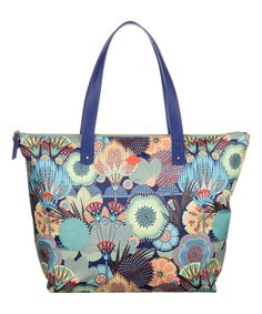 This Lagoon Tote is perfect! #zulilyfinds