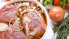 Маринад для запекания мяса в духовке