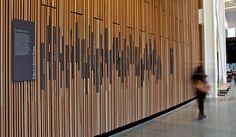 Vassar College Integrated Science Commons Interior