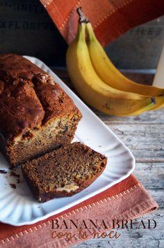 il gattoghiotto: Banana bread con le noci