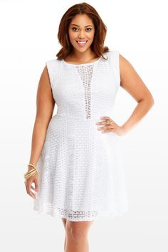 Whimsy Lace Dress