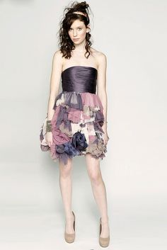 Alice   Olivia Fall 2010 Ready-to-Wear Fashion Show