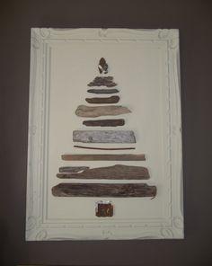 """Aristotle Tree"" ~ ORIGINAL 32"" x 44"" DRIFTWOOD & METAL TREE"