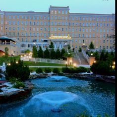 French Lick Resort in Southern Indiana