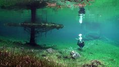 Beautiful Park Spends Half The Year Completely Underwater