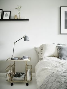 Nowhere does minimalism seem more appropriate than in the bedroom, a space that you want to be calm and relaxing above all else. We've rounded up 11 examples of bedrooms whose spareness and simplicity make them the perfect spot to wind down at the end of the day — or start the morning with a clean slate.