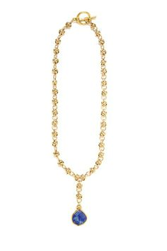 Beautiful Lapis Necklace from Carolina Design