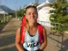 Mundial Junior Chile 2016: Lucia Sanguinetti