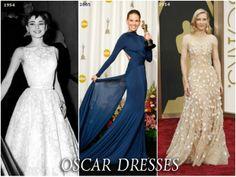 Бляскавите рокли на носителките на Оскар от 1929 досега