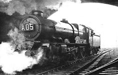 "6009 ""King Charles I""I  GWR King 4-6-0: Wolverhampton Stafford Road ( Engine Withdrawn Sept 1962 ) by Tony Gillett"