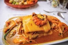 Afurada's Restaurante Casa do Pescador   Gail at Large - Francesinha ah Pescador - Portugal