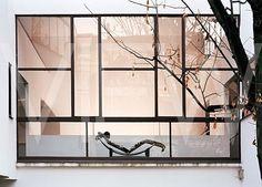 Le Corbusier. Villa Laroche-Jeanneret, Paris.