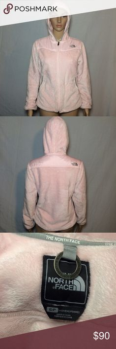 Women's The North Face Oso Hoodie Light Pink Small Women's The North Face Oso Hoodie Light Pink Small excellent condition worn twice super cute and soft The North Face Jackets & Coats