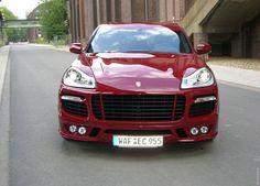 2009 Edo Porsche Cayenne GTS