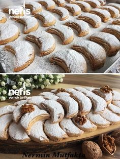 Food Preparation, Food Art, Cookie Recipes, Stuffed Mushrooms, Food And Drink, Tart, Gluten Free, Cookies, Baking