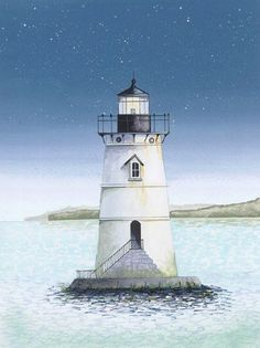 Gary Walton - Artists - Love Art, Art Gallery in Nantwich Lighthouse Painting, Jar Art, House Drawing, Seascape Paintings, Pictures To Paint, Beach Art, Love Art, Art Gallery, Illustration Art