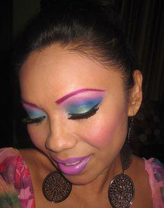 Maquillaje http://youtu.be/U54wwAOKp9I