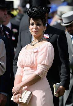 Princess Haya at Royal Ascot 2016