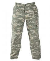 Standard ACU pants. Came with the package mentioned with the jacket.