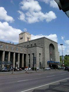 Stuttgart Hauptbahnhof in Stuttgart