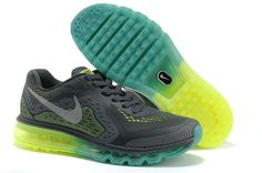 on sale 5045d 08f6e The Nike Air Max 2014 Mens Shoes Black promises to be the lightest and most  comfortable