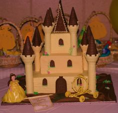Beauty and the Beast cake =]