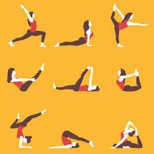 Yoga Poses Vector Free Inspirational Yoga Vectors Free Vector Graphics Everypixel - Pose Yoga Idea at Home Real Estate Icons, Real Estate Logo Design, Free Vector Graphics, Free Vector Images, Yoga Vector, Fitness Icon, Baby Icon, Isometric Design, Vector Online