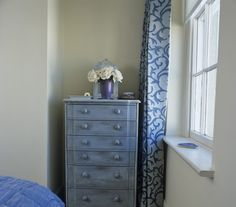 Small Space Living: Dresser - This might fit in our closet, which would give a LOT more storage...