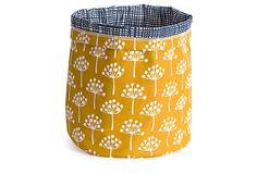 Soft Bucket, Florine Yellow on OneKingsLane.com