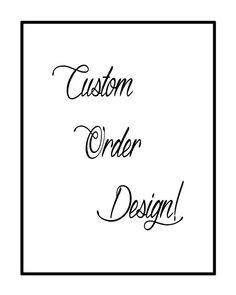 Cotización personalizada de caligrafía Art por GEyesPhotography