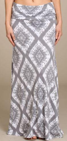 The Yesenia Maxi Skirt