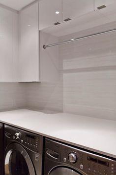 Modernist House - modern - laundry room - toronto - BiglarKinyan Design Partnership Inc.