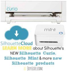 Silhouette Curio Machine #SilhouetteCurio #Silhouette