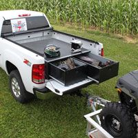 MobileStrong SUV and pickup truck bed storage drawers offer the best options in secure vehicle organizers. Truck Bed Drawers, Truck Bed Storage, Tool Storage, Storage Drawers, Suv Trucks, Pickup Trucks, Bug Out Vehicle, 4x4 Off Road, Toyota Hilux